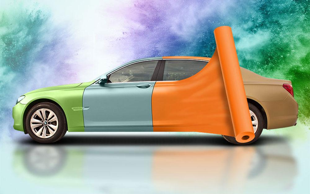 汽车改色膜